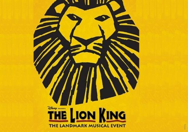 Le Roi Lion - Spectacle à Broadway - New York -