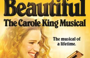 Beautiful, The Carole King Musical - Billets pour la comédie musicale à Broadway