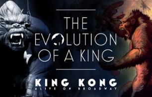 King Kong - tickets for the musical comedy on Broadway