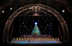 Spectacle de Noël au Radio City Music Hall - New York
