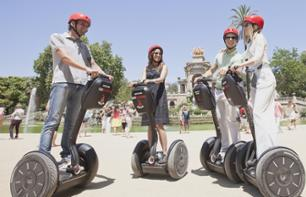 Tour guidato di 1 ora e 30 min a Barcellona in Segway