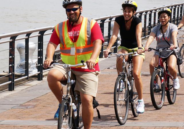 Découverte de la Nouvelle Orléans à vélo – Balade de 17km - La Nouvelle-Orléans -