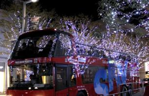 Bus Tour of the Tokyo Christmas Lights