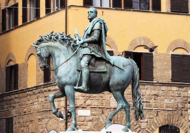 Photo Les monuments du Moyen Age et de la Renaissance à Florence : visite à pied