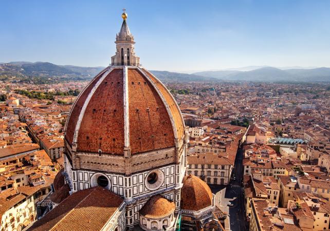 Visite de Florence à pied - Florence -