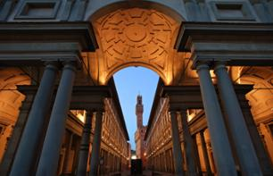 Billet coupe-file Galerie des offices - Uffizi - avec Audioguide - Florence