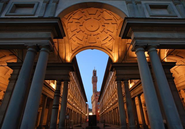 Billet coupe-file Galerie des offices - Uffizi - avec Audioguide - Florence - Florence - Ceetiz