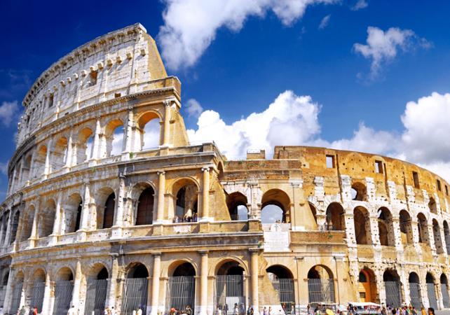 Excursion d'un jour à Rome, au départ de votre hôtel - Florence -