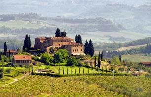 Day Trip to the Chianti Region – Wine Tasting & Tuscan Dinner