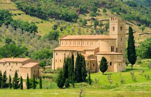 The Best of Tuscany in 1 Day – Lunch and Italian wine tasting included