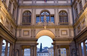Guided Tour of the Uffizi Gallery – Skip the line ticket