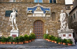 Guided Tour of the Uffizi & Accademia Galleries – Fast-track entry