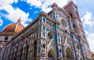 Guided Tour of Florence Cathedral: The Crypt, Dome, Baptistry, Tower & Museum – Fast-track ticket