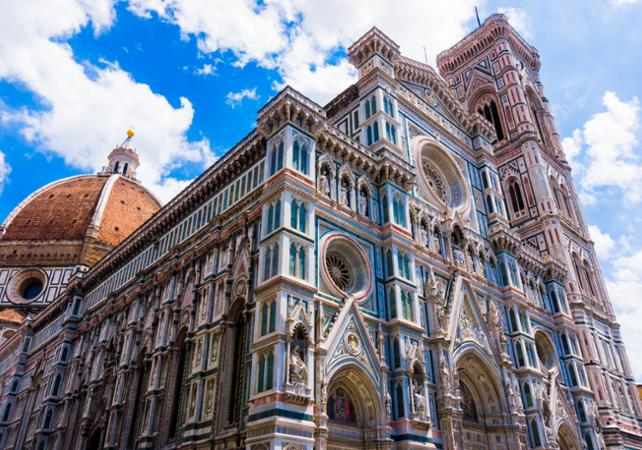Florence: Guided Tour of Florence Cathedral: The Crypt, Dome, Baptistry, Tower & Museum – Fast ...