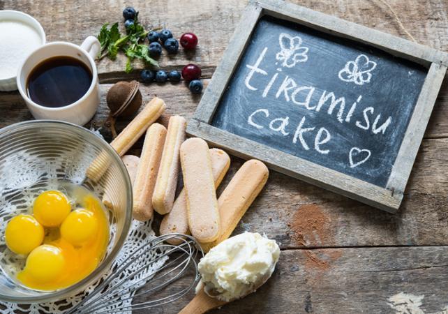 Tiramisu et Mille-feuille italien : Cours de cuisine de desserts dans un palais de Florence - Florence -