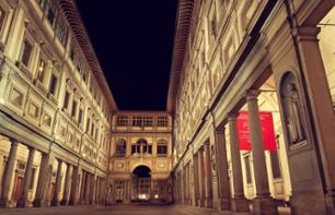 After-Hours Guided Tour of the Uffizi Gallery – Fast-track access included