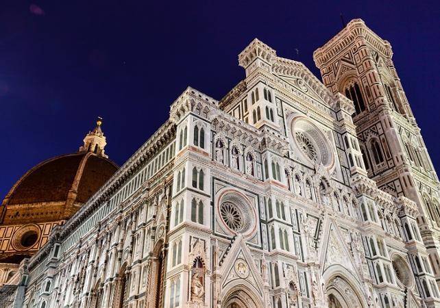 Visite guidée de la Galerie de l'Académie après la fermeture – Billet coupe-file inclus - Florence -