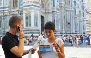 Independent Tour of Florence with Audio Guide – Interactive map