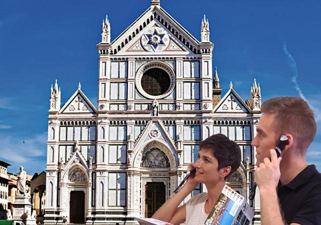 Tours A Pied Visite De Florence En Autonomie Avec Audioguide
