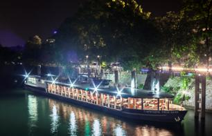 Dinner Cruise in Paris – Capitaine Fracasse