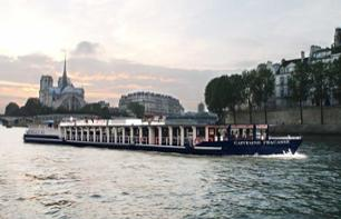 Brunch Cruise in Paris - Capitaine Fracasse