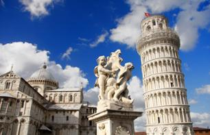 Visit Pisa at your leisure, departing from Florence