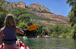 Canoe Excursion on the Argens River – 30 minutes from Fréjus