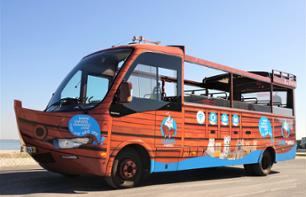 Best of Lisbon City Tour: History & Sightseeing on the Caravel Bus