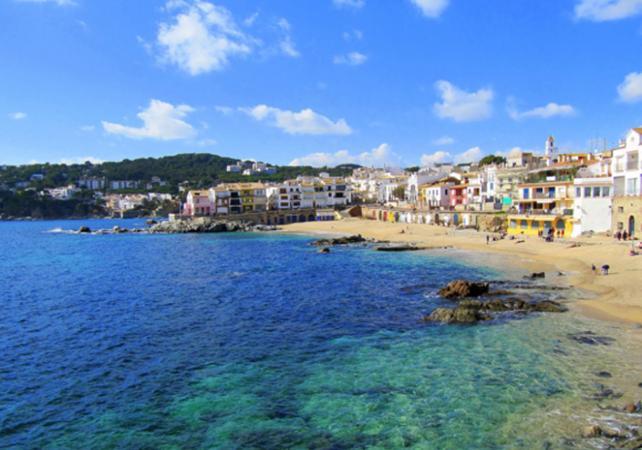 Salir de la ciudad,Excursions,Excursión a Costa Brava,Excursion to Costa Brava