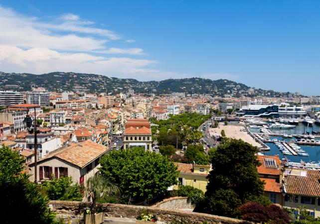 Train station transfers private vehicle evening transfer in a private vehicle from cannes - Point p antibes ...
