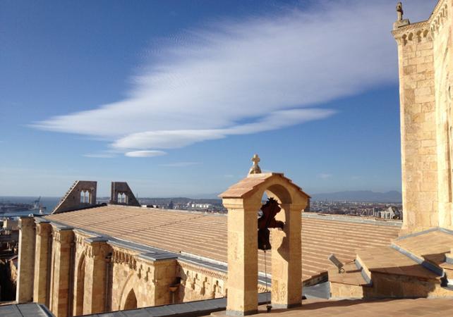 Visite de la Cathédrale de Santa Maria de Tarragone avec audioguide ou videoguide