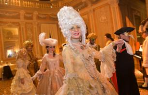Venice Carnival – Costume Dinner Show at The Hotel Monaco & Grand Canal