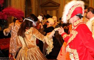 Venice Carnival Costume Dinner at the Hotel Danieli