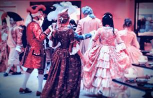 Venice Carnival: Traditional Dance Lessons, Tasting And Secret Garden Tour at The Boscolo Hotel