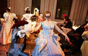 Costumed Carnival Dinner in Venice at the Monaco and Grand Canal Hotel