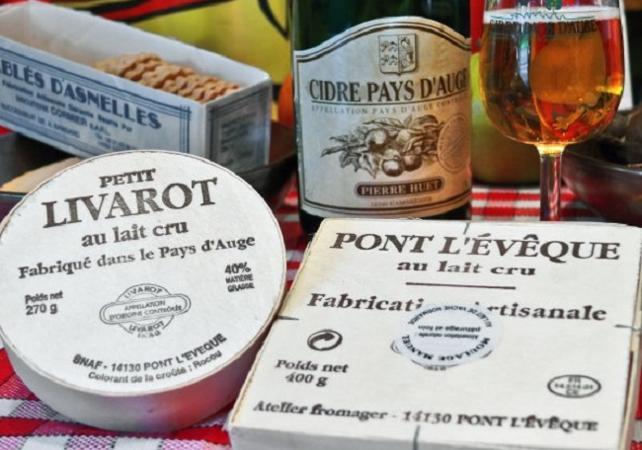 Demi-journée sur la route des fromages avec guide privé - Au départ de Caen - Caen -