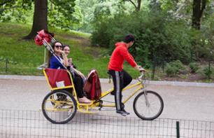 Rickshaw Tour of Central Park