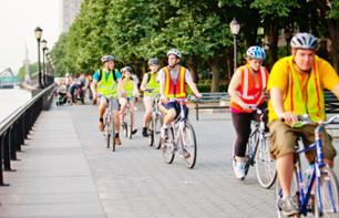 Guided Bike Tour of Manhattan – 14.5-km tour