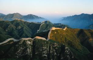 Private tour of the Great Wall of Mutianyu and Beijing's Olympic Park