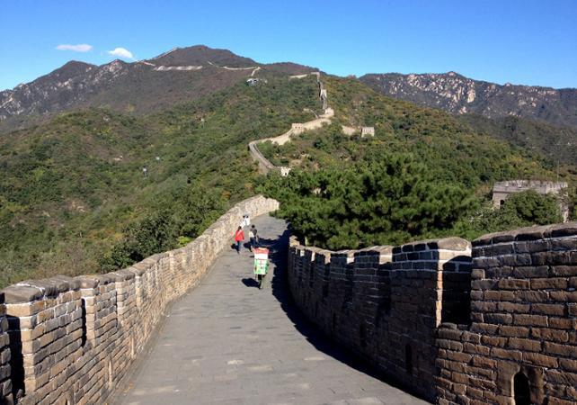 Visite privée de la Grande Muraille de Chine et du Palais d'été à Pékin - Pekin -