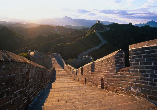Visite privée de la Grande Muraille de Chine et des Tombeaux des Ming - départ de Pékin - Pekin -