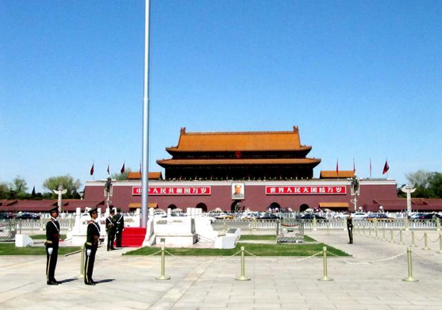 Visite privée de la place Tian'anmen et de la Cité Interdite - Pekin -