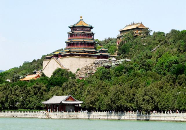 Visite privée du Palais d'Eté, et de la ville de Pékin - Pekin -