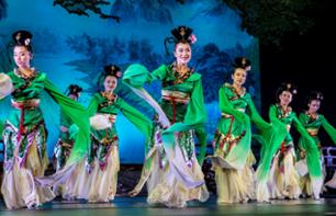 Tang Theatre Show - Song and Dance from the Tang Dynasty - Xi'An