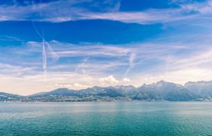 Round-Trip Cruise from Lausanne to Evian
