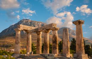Guided Visit to the Ancient City of Corinth by Bus - Departure from Athens