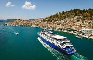 Cruise to the Greek Islands of Hydra, Egine, and Poros - Departure from Athens