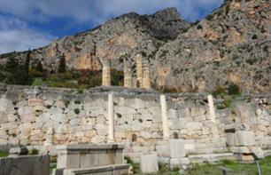 2 Day Trip to Delphi and Meteora - Departure from Athens