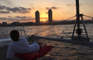 Sunset Catamaran Cruise - Barcelona