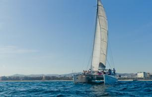 Private Catamaran Cruise - Barcelona